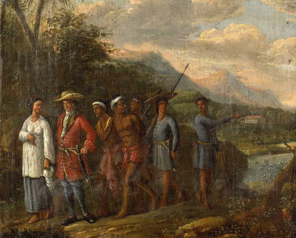 slaven-West-Indie-Rijksmuseum-SK-A-4988